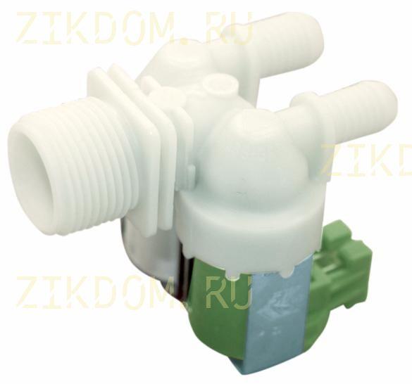 Клапан стиральной машины двойной прямой Electrolux 3792260725