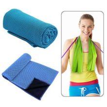 Охлаждающее полотенце Chill Mate Instant Cooling Towel, Голубой