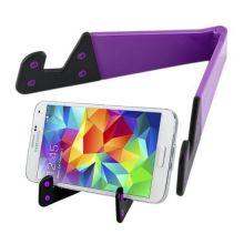 Раскладной держатель для смартфона и планшета, Цвет: Фиолетовый