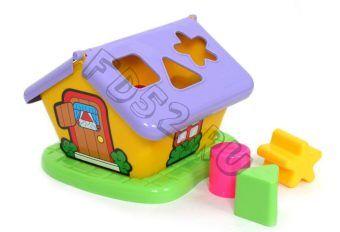 Логический домик Садовый домик