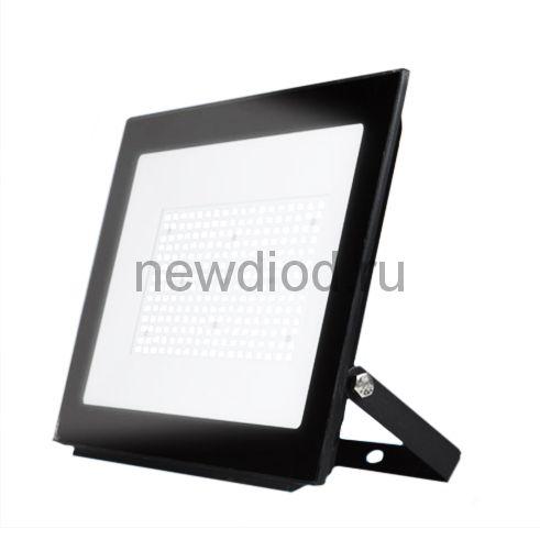 Прожектор светодиодный ULF-F20-200W 6500K IP65 195-250В BLACK Uniel