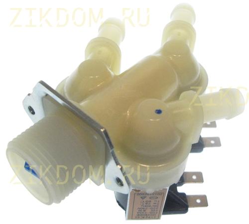 Клапан стиральной машины тройной прямой LG 5220FR2075E