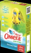 Омега Neo для птиц Мультивитаминное лакомство с биотином (40 табл.)