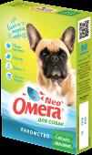 """ОМЕГА NEO Мультивитаминное лакомство для собак """"Свежее дыхание"""" 90таб"""