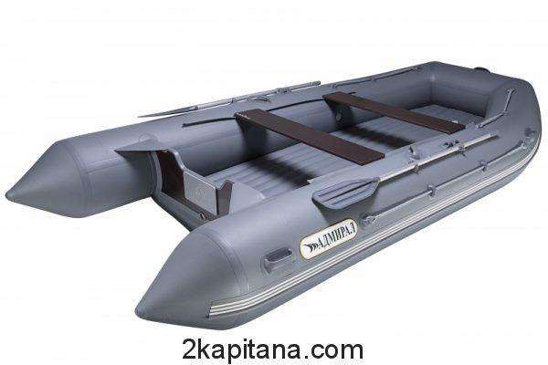 Лодка Адмирал ПВХ 410 НДНД