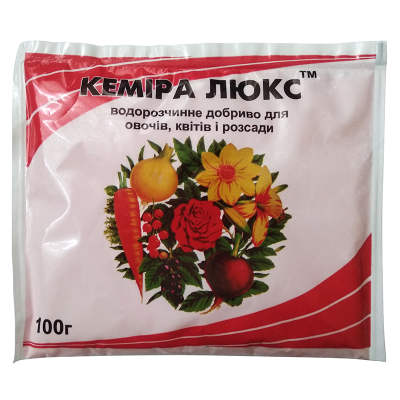 """Удобрение """"Кемира Люкс"""" (100 г) от Grow How"""
