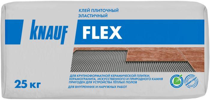 Клей для плитки Knauf Флекс, 25 кг