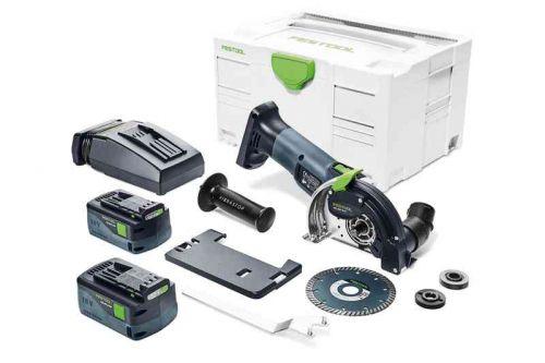 Аккумуляторная ручная отрезная система DSC-AGC 18-125 FH Li 5,2 EBI-Plus