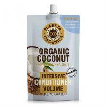 ECO Organic coconut Бальзам для объема волос 200 мл
