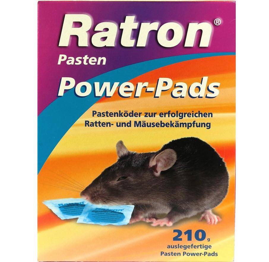 Средство от крыс и мышей RATRON приманка 14 пакетов