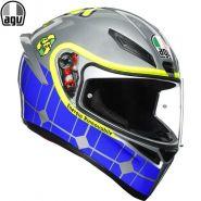 Шлем AGV K-1 Rossi Mugello 2015