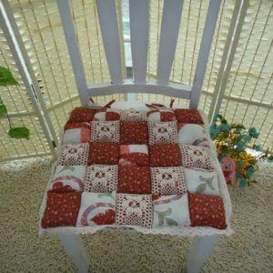 "Подушка на стул ""квадратная"" BC0065"