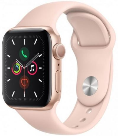 Apple Watch Series 5 GPS 40mm Pink Sand
