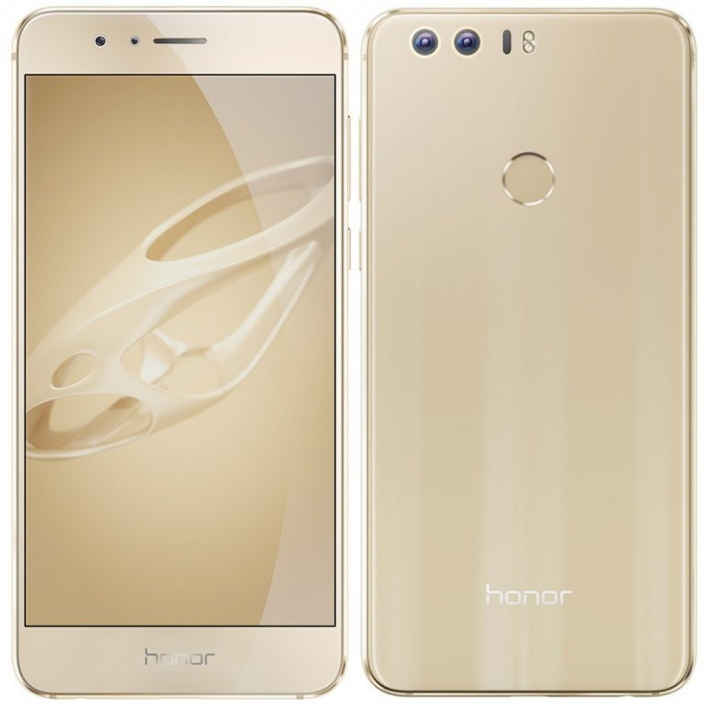 Смартфон Huawei Honor 8C 4/32Gb Gold