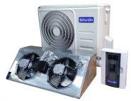 Холодильная сплит-система Belluna iP-2 для камер хранения шуб и меха