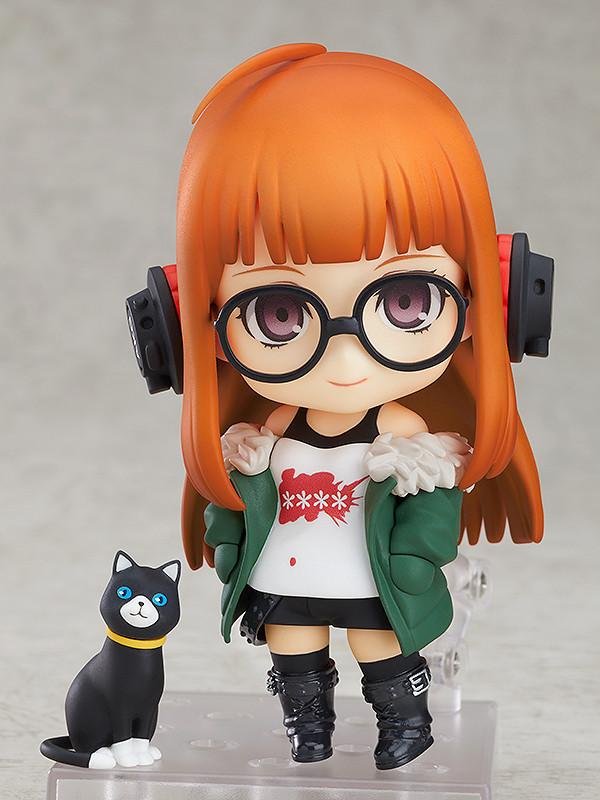 Аниме фигурка Nendoroid Persona 5 - Сакура Футаба Sakura Futaba