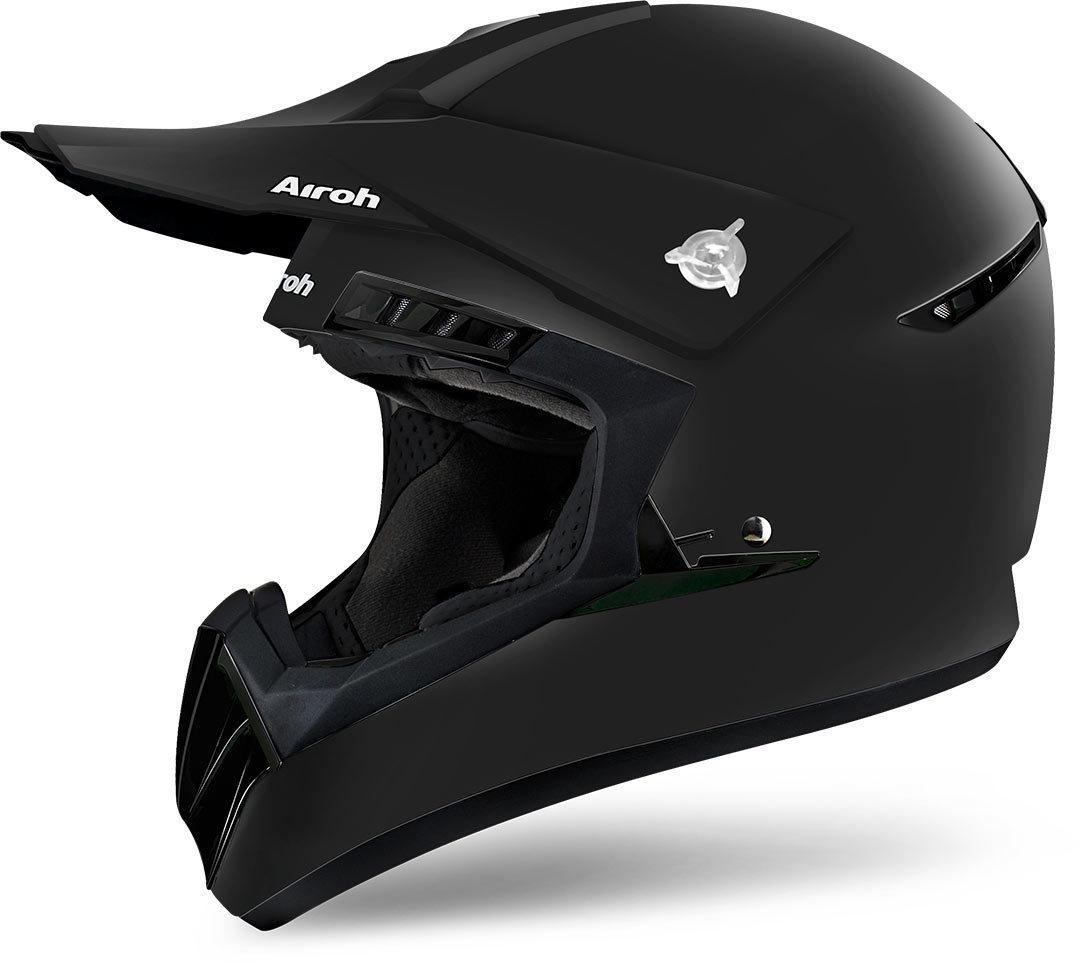 Airoh - Switch Black Matt шлем, черный матовый