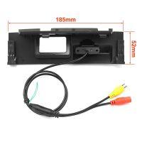 Камера заднего вида в ручку багажника Ford Mondeo 5