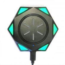 Беспроводное зарядное устройство Star Drill Wireless Charging BC-18,( цвет черный)