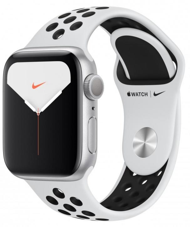 Apple Watch Nike Series 5 GPS 40mm Platinum/Black