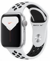 Apple Watch Nike Series 5 GPS 44mm Platinum/Black