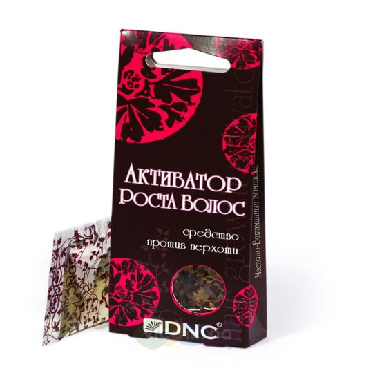 DNC Активатор роста волос, против перхоти, 45 гр