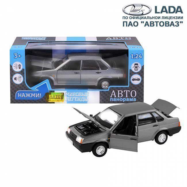 Модель 1200154JB ВАЗ 21099 1:22 Автопанорама