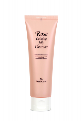 Гель для умывания The Skin House Rose Calming Jelly Cleanser 120ml