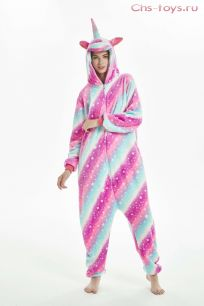 Кигуруми пижама Единорог Сказочный