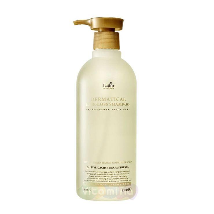 La'dor Шампунь против выпадения волос Dermatical Hair Loss Shampoo, 530 мл