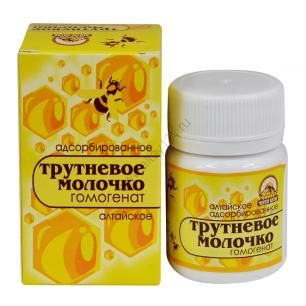 """Трутневое молочко """"Алтайское"""" (Адсорбированное), 20 гр"""