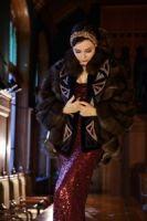 звезды в шубах соболь Елена Минина фото картинки мягкое золото