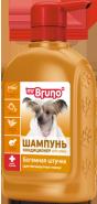 """Mr. Bruno Шампунь-кондиционер для бесшерстных пород собак """"Богемная штучка"""", 350 мл."""