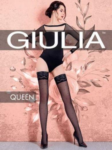 чулки GIULIA Quenn 01