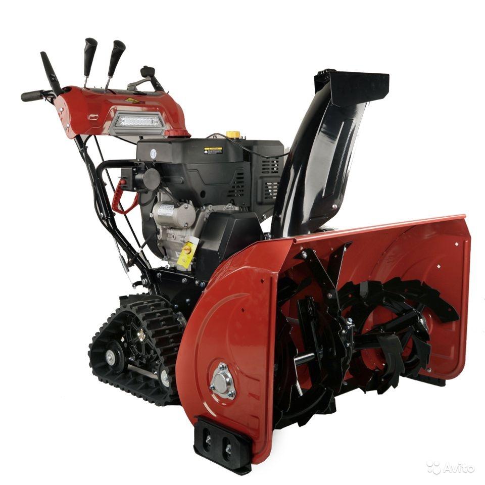 Снегоуборщик бензиновый DDE ST1387LET  (917-040)