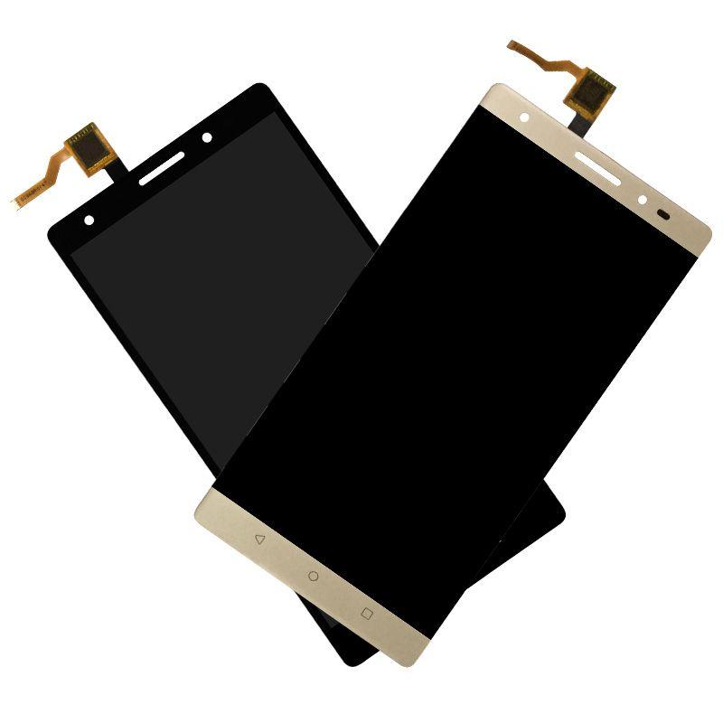 LCD (Дисплей) Lenovo Phab 2 Plus (в сборе с тачскрином) (gold) Оригинал