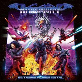 "DRAGONFORCE ""Extreme Power Metal """