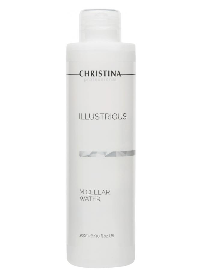 Мицеллярная вода Christina Illustrious (Кристина Иллюстриус) 300 мл