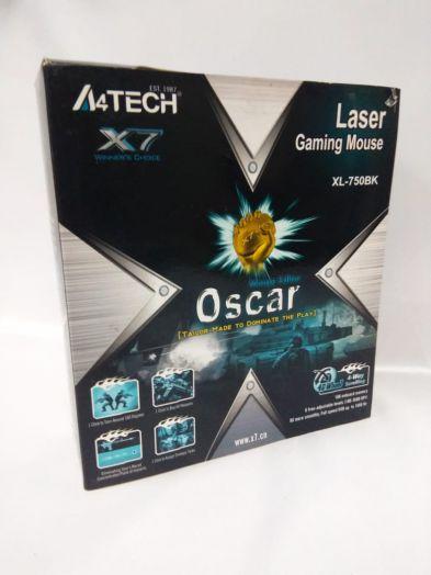 Лазерная игровая мышь 4TEX Х7