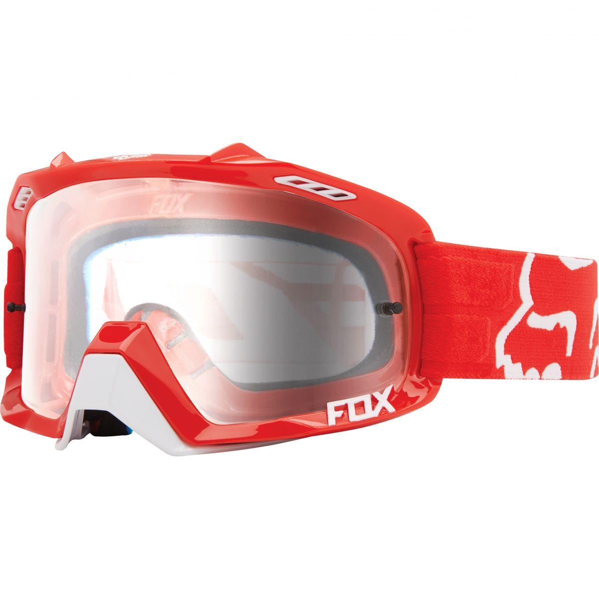 Fox - 2018 Air Defence Race Red очки, красные