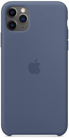 Apple Silicone для iPhone 11 Pro Max (морской лёд)