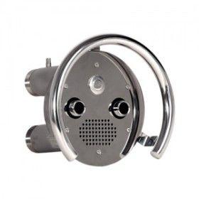 Противоток XenoZone 75 м3/час (закладная деталь с лицевой панелью и пневмокнопкой)