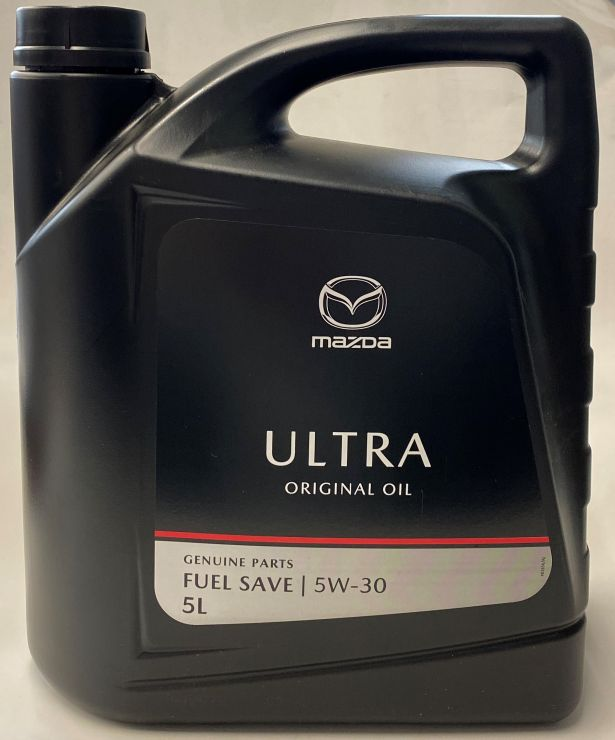 Моторное масло Mazda Original Oil Ultra 5W-30 5 л