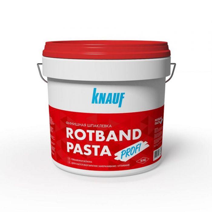 Шпатлевка готовая финишная Knauf Ротбанд Паста, 18 кг