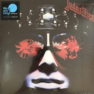 JUDAS PRIEST  Killing Machine 1977 (2017)