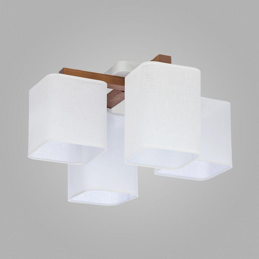 Потолочный светильник TK Lighting 4163 Tora White