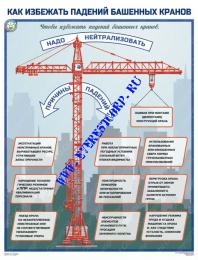 Как избежать падений башенных кранов