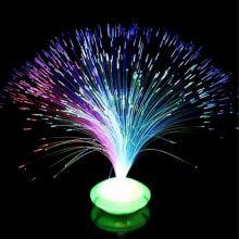 Светильник- ночник Нежность, Цвет подставки: Зеленый