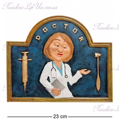 "Панно доктор ""W.Stratford"""