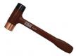 Молоток с наконечником медь/пластик NAREX 648гр  875652